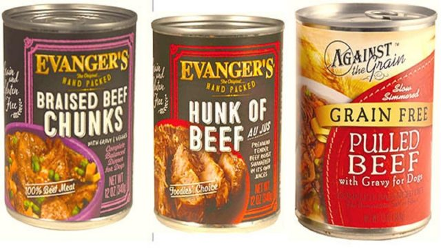 Canned Wet Food for Dogs